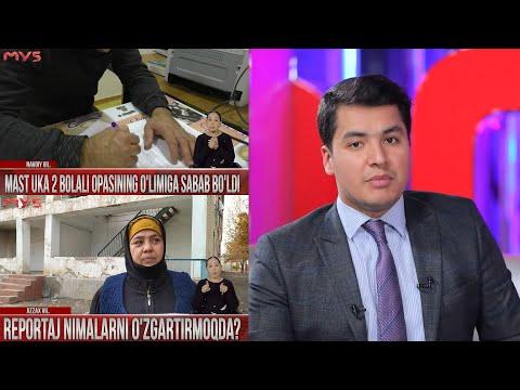 Markaziy Studiya 12 .11.2020 - Mast Uka 2 Bolali Opasining O'limiga Sabab Bo'ldi