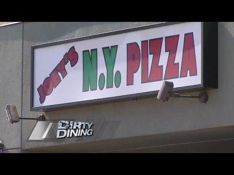 DIRTY DINING: Joey's NY Pizza