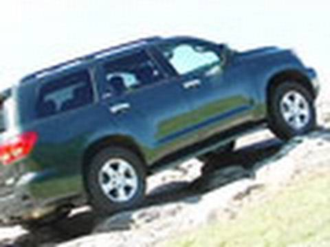 2005 Toyota Sequoia Read Owner And Expert Reviews