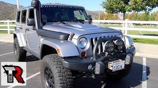 AEV Jeep Wrangler Review - Rig Walk Around Ep.3