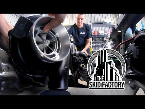 THE SKID FACTORY - Turbo LS1 R32 Skyline [EP5]