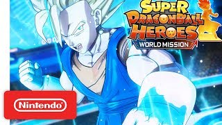 Super Dragon Ball Heroes: World Mission - Announcement Trailer - Nintendo Switch