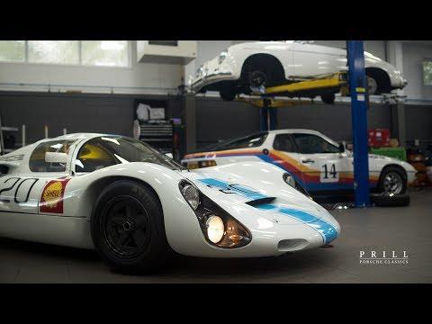 Prill Porsche Classics | Andy Prill