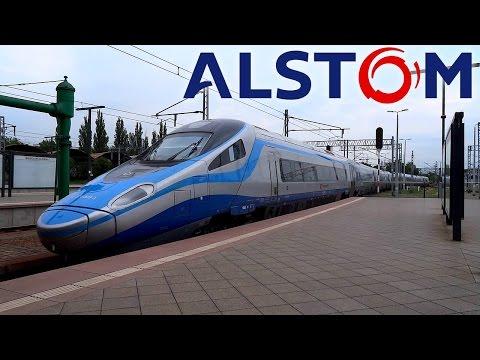 """ED250 """"Alstom Pendolino"""" PKP Intercity - EIP - Prezentacja składu"""