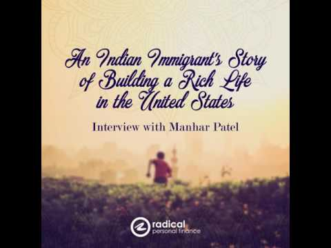 362-Making it Big in the USA as an Indian Immigrant: Interview with Manhar Patel