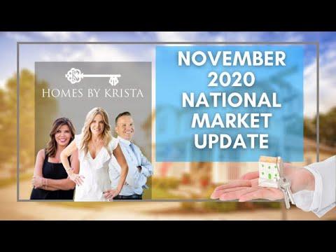 November 2020 National Market Update