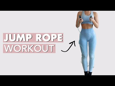 Jump Rope Weight Loss Workout