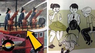 10 najdziwniejszych książek dla dzieci