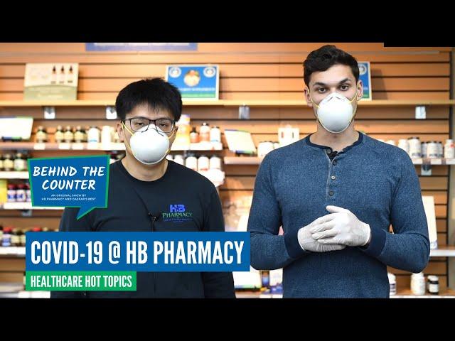 COVID-19 @ HB Pharmacy
