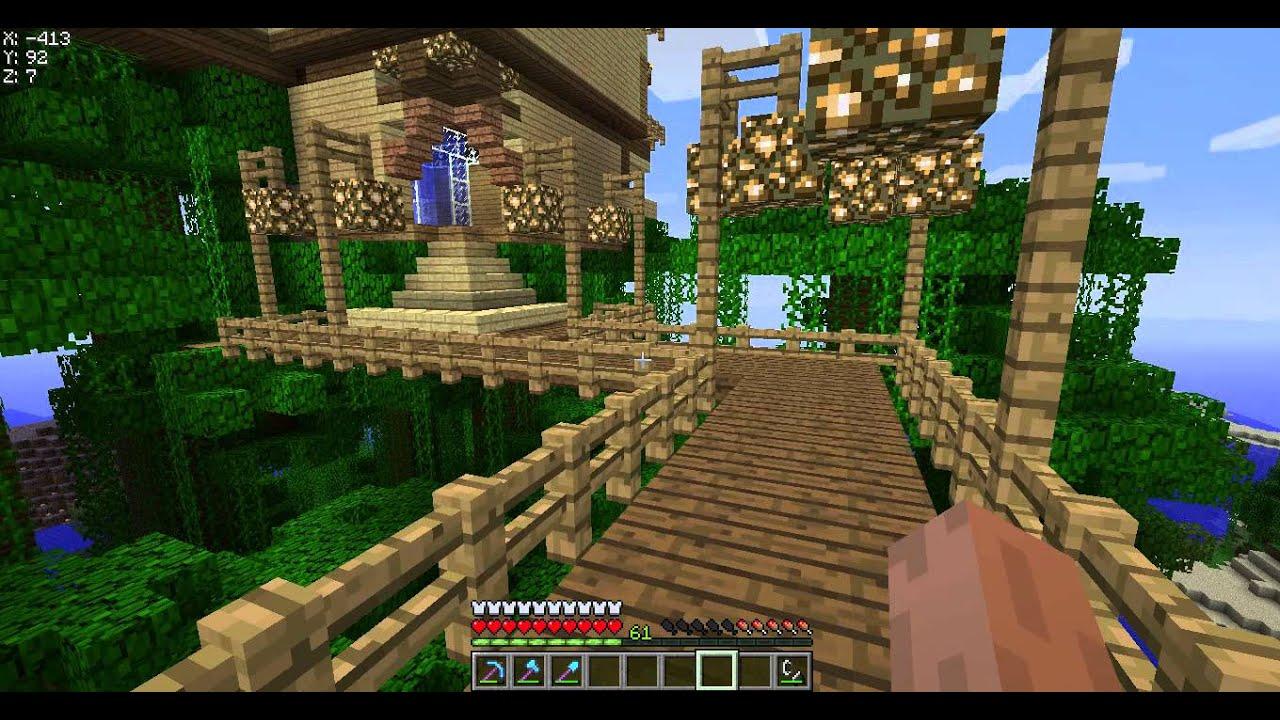 Best Minecraft Survival House!
