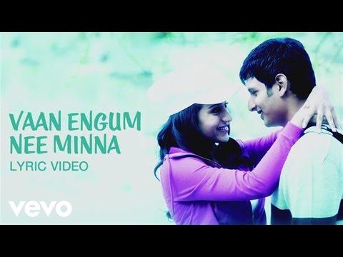 Endrendrum Punnagai - Vaan Engum Nee Lyric   Harris Jayaraj