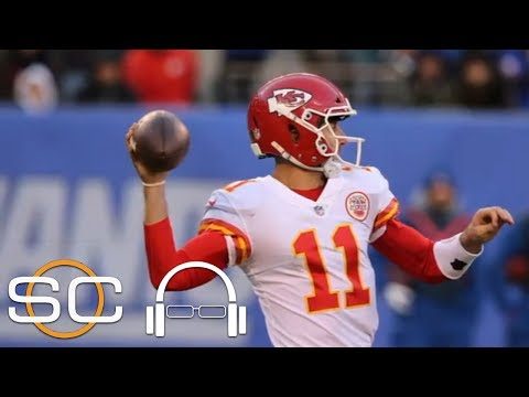 Why Alex Smith is replacing Kirk Cousins in Washington | SC with SVP | ESPN