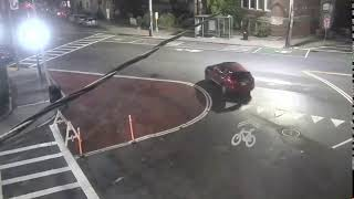 Chelsea police search for red SUV in connection with alleged shooting
