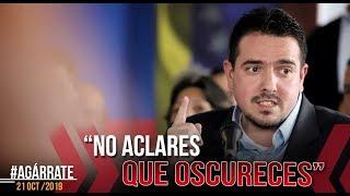STALIN QUIERE QUE SOBREVIVA EL CHAVISMO | PARTE 1 | AGÁRRATE | FACTORES DE PODER