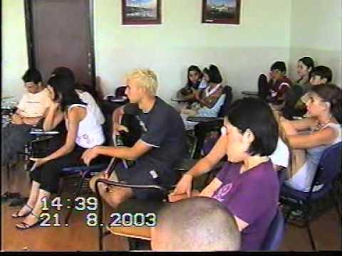 Turkish music concert, Izmit, Turkey, August 2003