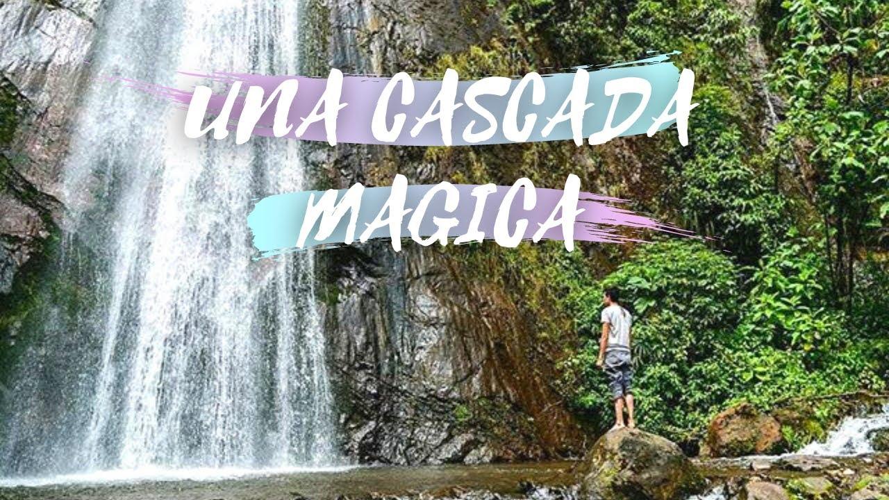 CASCADA DE MUNDUG   UNA CASCADA MAGICA   FERCH.