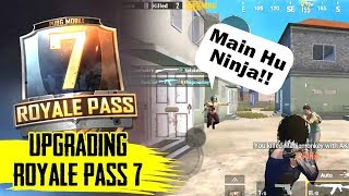 PUBG MOBILE RP Season 7 & [1# FUNNY MOMENTS] LOL 😂   in Hindi   BlackClue Gaming