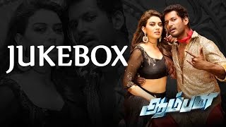 Aambala - Official Jukebox | Vishal, Hansika | Sundar C | Hip Hop Tamizha