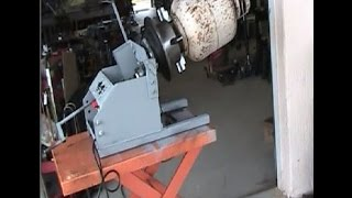 Rotary Weld Table Build Involute