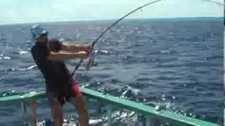 Maldives Fishing - Popping + Jigging
