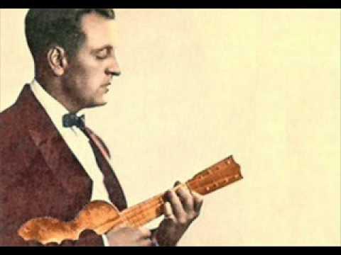 Frank Crumit - Crazy Words Crazy Tune 1927