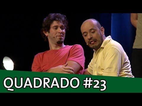 IMPROVÁVEL - QUADRADO IMPROVÁVEL #23