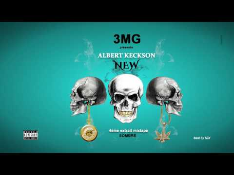 ALBERT KECKSON - NEW  (beat by NIX) | Rap Guinéen |