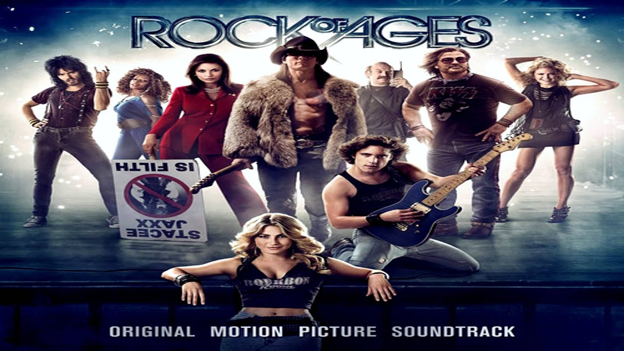 dont stop believin rock of ages ost soundtrack youtube