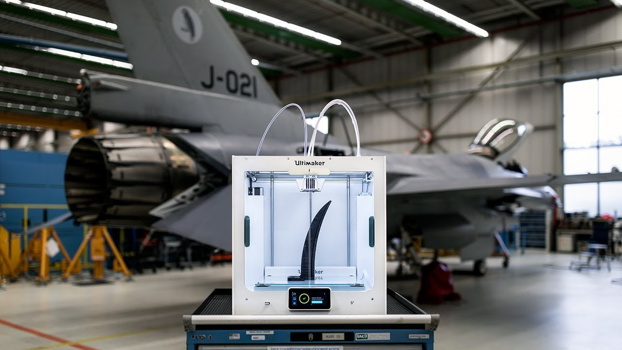 Royal Netherlands Air Force: Customized maintenance tools for high-tech aircraft