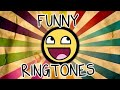 Top 9 best funny ringtones download for free(link in description)