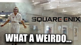 This Guy Was REALLY Mad At Square Enix, And Now He's In BIG Trouble
