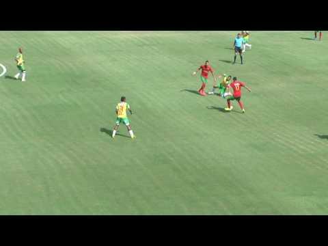 Alexis Escudero  Barranquilla vs Real Cartagena
