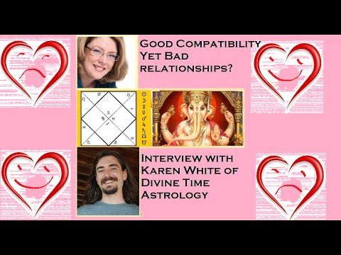 Good Compatibility Yet Bad Relationships In Vedic Astrology