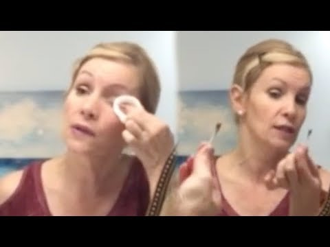 GOODBYE RETIN-A! 53 Year Old Woman's PM Skin Care Routine & Demo