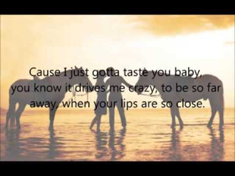 When your lips are so close - Gord Bamford lyrics