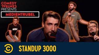 Medientrubel  Staffel 2 Folge 1  Comedy Central Presents ... STANDUP 3000