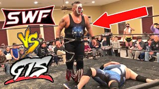 SWF PROMOTER ATTACKS GRIM AFTER CRAZY LUCKY CHARMS MATCH