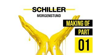 "SCHILLER im Studio von Genesis:: Making of ""Morgenstund"" Part 01"