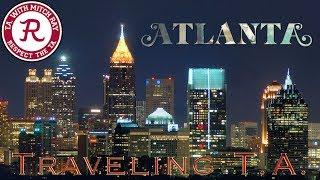 Bitcoin : Traveling T.A. Atlanta Edition. KNC, ENJ Pull Back Episode 392
