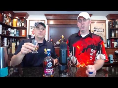 LIVE Impromptu Bruichladdich Infinity bottle...Scotch Test Dummies #427