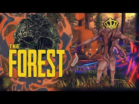 👑КАК играть в The Forest по сети на пиратке!(2018)👑
