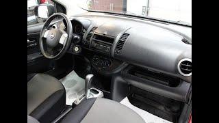 Nissan Note 1.6 AT Рестайлинг (110 л.с.) Comfort 2012 г.