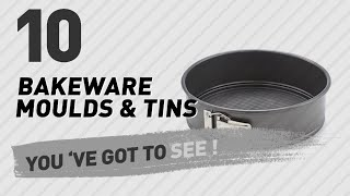Bakeware Moulds & Tins, Amazon India Collection // Most Popular 2017