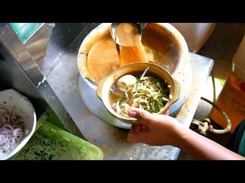 Trying LAKSA KEDAH- FAMOUS MALAY FOOD | Food and Travel Channel | Selangor, Malaysia