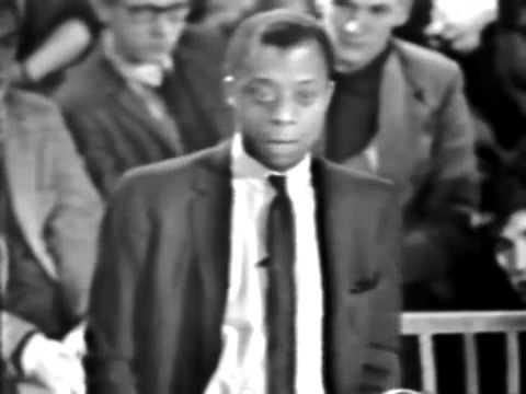 James Baldwin on a black US President (1965)