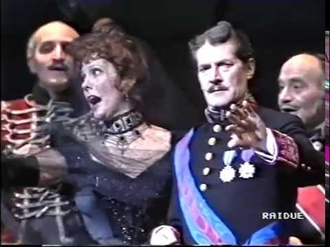 Lehar La Vedova Allegra  Opera Di Roma 1991