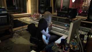 Guitar Chain at Groovemaster Studios by Jasio Kulakowski