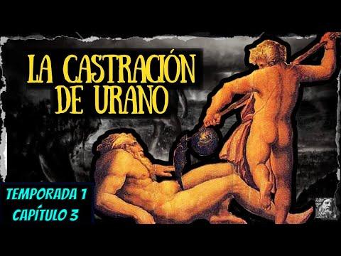 castraciÓn-de-urano-dios/-nacimiento-afrodita/-ira-de-gea-cronos-(2/3)-mitologÍa-griega---logomaquia