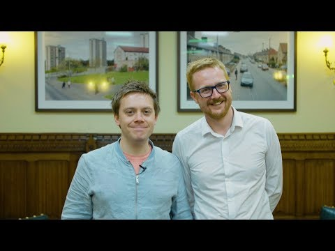 Owen Jones meets Lloyd Russell-Moyle | Why I came out as HIV positive