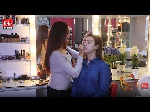 f54254d5a صباحكم مبروك: خبيرة التجميل هند مكاوي ستعرفك على الأخطاء التي يجب أن  تتجنبيها في وضع